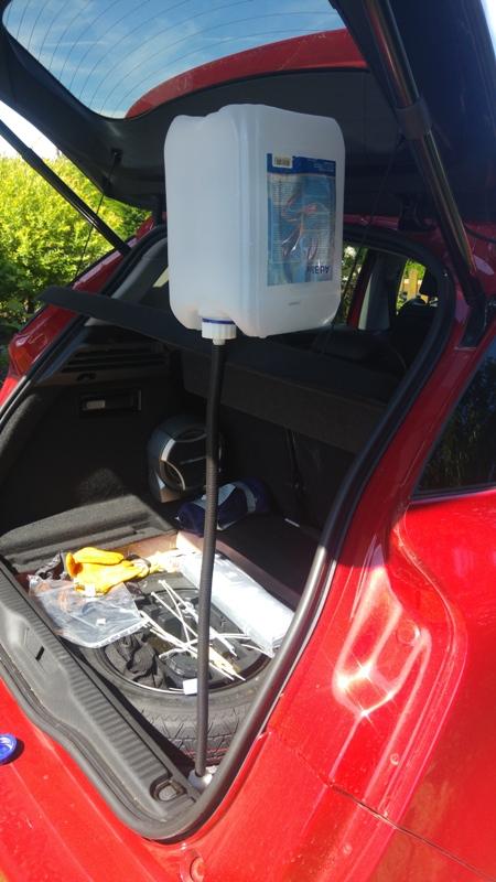 Citroen Diesel Adblue – fahrzeug